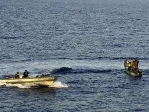 Пираты, захватившие испанское судно, требуют освободить своих  коллег