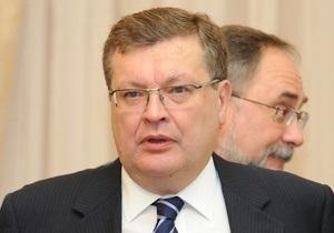Грищенко заявил, что Украина будет искать в Китае новые источники инвестиций