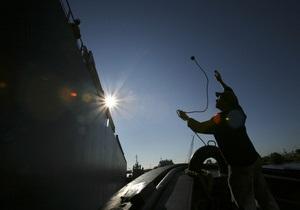 В Азовском море затонул буксир