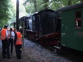 В Германии столкнулись пассажирские поезда