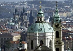 Прага - В центре Праги прогремел взрыв
