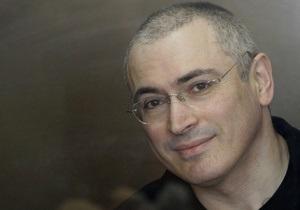 Ходорковский встретился в колонии с матерью