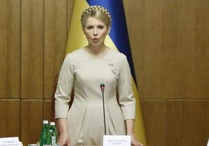Тимошенко заявила, что верит в дальнейшее будущее коалиции