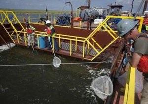 BP установит на скважину в Мексиканском заливе новый купол