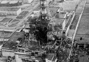 Фотогалерея: До и после катастрофы. Как изменился Чернобыль за 25 лет