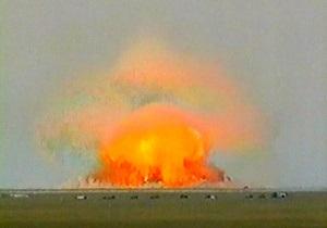 Россия начала масштабные учения по применению ядерного оружия