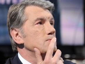 Ющенко рассказал, чем должно заниматься правительство