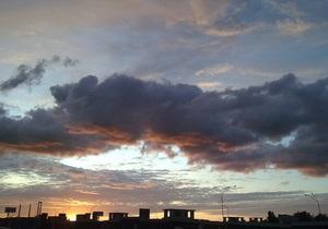 Прогноз погоды на воскресенье, 4 сентября