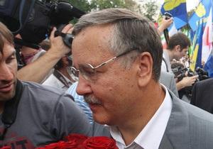 Гриценко вызвали на допрос