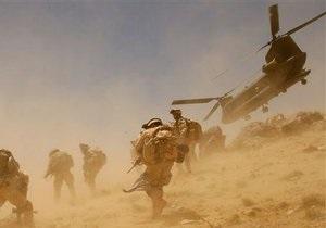 Чехия отправила в Афганистан подразделение элитного спецназа
