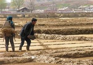 Ким Чен Ир намерен уменьшить зависимость КНДР от кукурузы