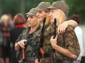 Ющенко утвердил новый порядок прохождения службы в армии
