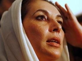 СМИ: В Пакистане выяснили, кто убил Беназир Бхутто