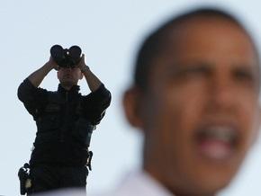 Фотогалерея: Как охраняют Обаму