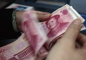 Китай снова повысил базовые процентные ставки