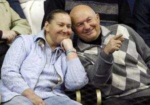 Лужков обязался вручить своей жене повестку с вызовом на допрос