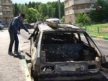 Один из московских поджигателей сознался в содеянном