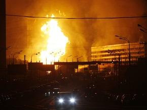 В Москве на газопроводе, где весной случился пожар, произошло новое ЧП