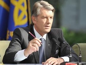 Ющенко поручил искать учителей украинского языка и литературы