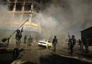 Атака талибов на Кабул: военные взяли ситуацию под контроль