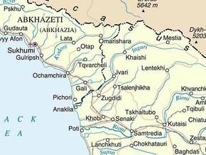 МВД Грузии сообщает о гибели троих человек в результате обстрела из Абхазии