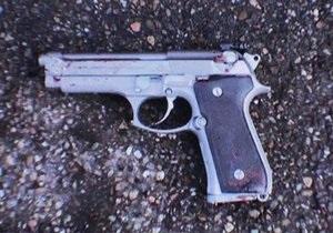 новости Луганской области - Ровеньки - стрельба - травматический пистолет - В Луганской области мужчина выстрелил в глаз женщине, которая попыталась прекратить ссору