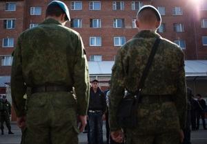 Российский военнослужащий умер за пять дней до окончания курсов выживания