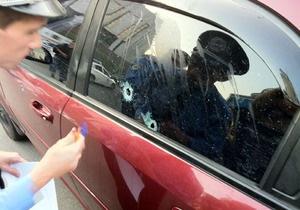 В центре Киева неизвестные стреляли в журналиста