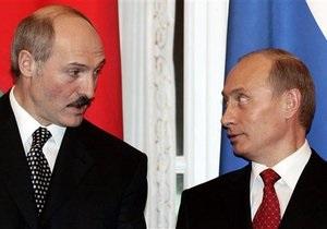 Путин: Наши белорусские друзья недоплачивают нам за газ