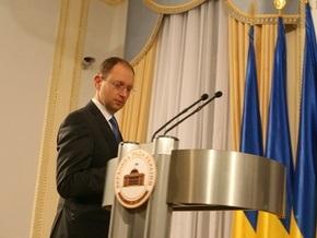 Яценюк не видит оснований для досрочных выборов Президента