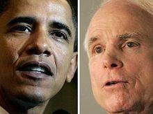 Штаб Маккейна обвинил Обаму в разыгрывании расовой карты