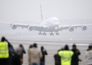 В аэропорту Симферополя совершил вынужденную посадку самолет Бангкок-Вена