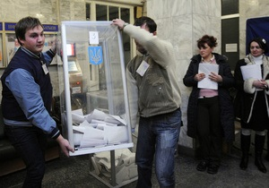 Наблюдатели от СНГ признали выборы в Украине демократичными