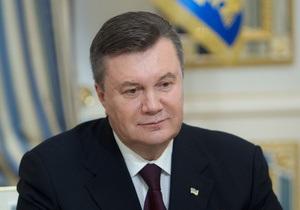 Янукович встретился с Коксом и Квасьневским