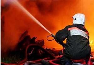 В Полтавской области в результате пожара пострадали пять человек, среди них двое детей