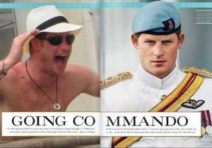 Принц Гарри стал  человеком года  по версии британского журнала Tatler