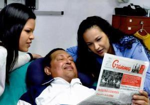 Состояние здоровья Чавеса ухудшается, он не может разговаривать