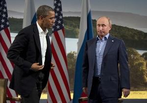 Обама все-таки встретится с Путиным в Петербурге