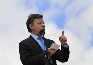 У президента Колумбии обнаружили рак простаты