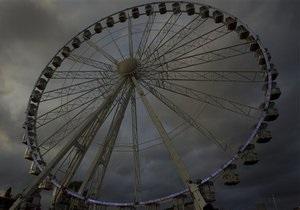 Новости США: В США установлен новый мировой рекорд катания на колесе обозрения