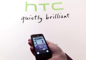 Прибыль HTC существенно снизилась в II квартале 2012 года