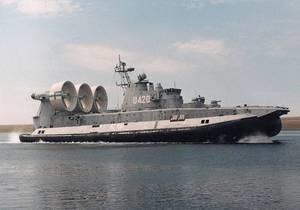 Украина уже в сентябре начнет строительство десантных кораблей для КНР