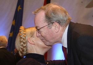 Европейская народная партия обеспокоена возобновлением дела против Тимошенко