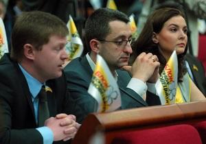 Экс-депутаты от Блока Черновецкого намерены создать новую фракцию