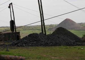 С начала года в Донецкой области выявлено 110 преступлений в сфере незаконной добычи угля