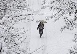 Прогноз погоды на пятницу, 13 января