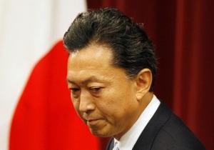 Хатояма сожалеет о том, что не успел решить территориальный спор вокруг Курил