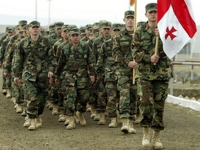 Саакашвили: Порыв и уровень знаний нашей армии выше, чем когда-либо