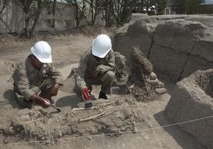 В Перу обнаружена гробница цариц периода Уари