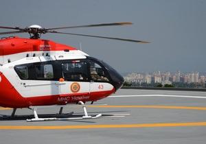 СМИ: Януковича ни разу не видели на вертолетной площадке, зато аэротакси заказывали более 20 раз
